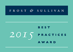 Frost & Sullivan Competitive Strategy & Innovation Award