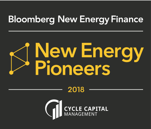 Bloomberg New Energy Pioneer